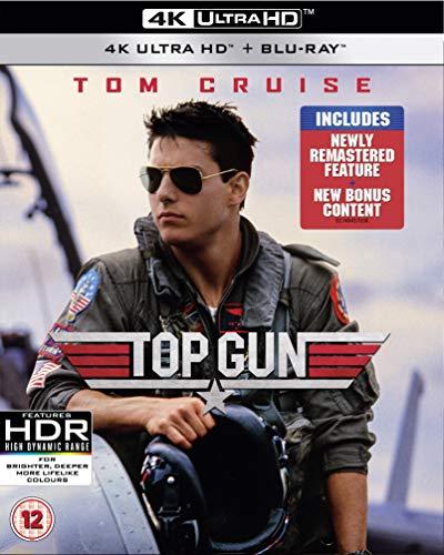 Top Gun - Sie fĂzrchten weder Tod noch Teufel [Blu-Ray] [Region Free] (Audio français. Sous-titres français)