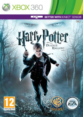 Harry Potter and The Deathly Hallows - Part 1 (Xbox 360) [Importación inglesa]