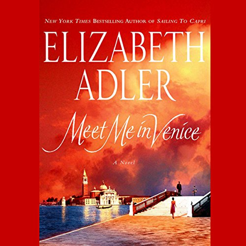 Meet Me in Venice audiobook cover art