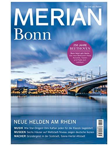 MERIAN Magazin Bonn 01/20 (MERIAN Hefte)
