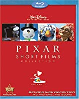 Pixar Short Films Collection 1 [Blu-ray]