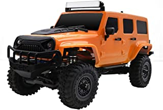 Panda Hobby Tetra X1 1/18 RTR Scale 4x4 Rock Crawler 4wd Off-Road Vehicle
