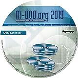 M-DVD.Org 2019 - DVD-Manager - DVD-, Blu-ray- & Cover-Verwaltung mit DVD-Archiv -