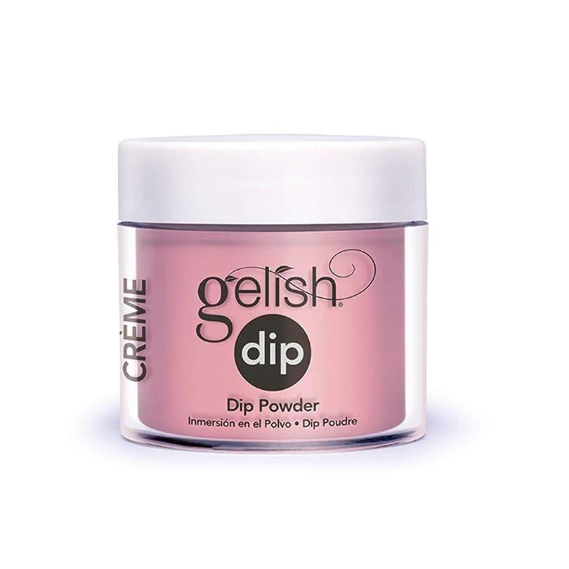 だらしない染色振るうHarmony Gelish - Acrylic Dip Powder - She's My Beauty - 23g / 0.8oz
