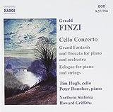 Concerto pour violoncelle / Grande fantaisie et toccata pour piano et orchestre / Eglogue pour piano...