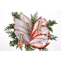 ( 産地直送 お取り寄せグルメ ) 島根県 岡富商店 「一日漁」のどぐろ・かれい一夜干