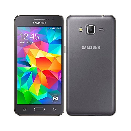 Samsung Galaxy Grand Prime G531H 8GB - Factory Unlocked Smartphone (Gray)