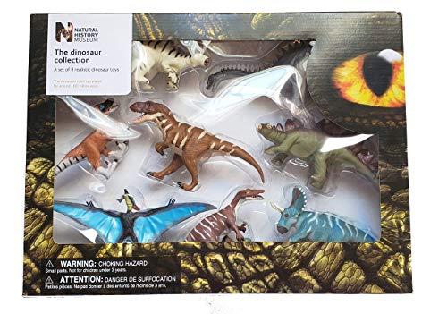 Wild Republic – 53576 – National Musée d'Histoire, Dino, boxsatz, 8 pièces