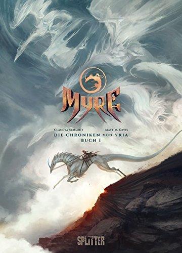 Myre – Die Chroniken von Yria. Band 2: Buch 2