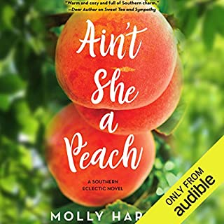 Ain't She a Peach audiobook cover art