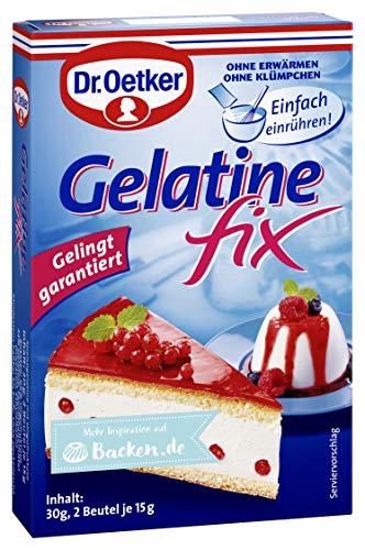 Dr. Oetker Gelatine Fix, 12er pack (12 x 30 g)