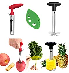 3 in 1 apple corer, pinapple tool, and her stripper