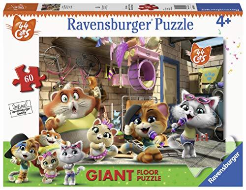 Ravensburger-44 Gatti Puzzle, 03005