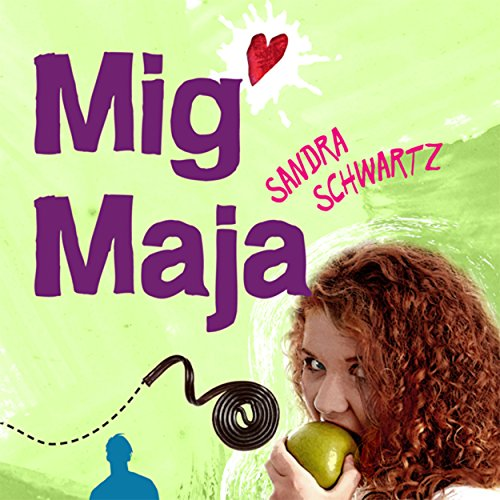 Mig Maja audiobook cover art