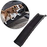 Hunde Treppen Stufen Große Hundetreppe Faltbare Haustierrampe - Tragbar/leicht Hunde und Katzen Rampe für Autos, Couch - Unterstützt bis zu 200 LBS
