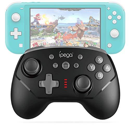 Controle Wireless Pro Controller Ípega Nintendo Switch e Switch Lite Sem fio giroscópio motion control G30