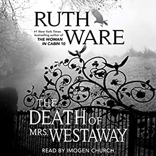 Page de couverture de The Death of Mrs. Westaway