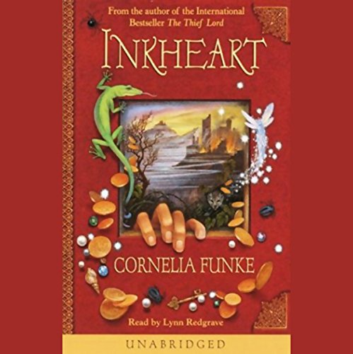 Inkheart                   By:                                                                                                                                 Cornelia Funke                               Narrated by:                                                                                                                                 Lynn Redgrave                      Length: 15 hrs and 34 mins     3,161 ratings     Overall 4.3