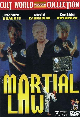Martial Law [Italia] [DVD]