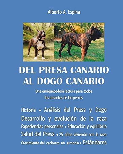 Del Presa Canario al Dogo Canario