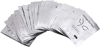 50 paar gelpads voor wimperextensions Ooglapjes voor het enten van wimpers Collageen oogmasker wimperverlengingen Hydrogel...