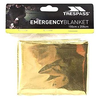 Trespass Foil X Couverture d'urgence - Or