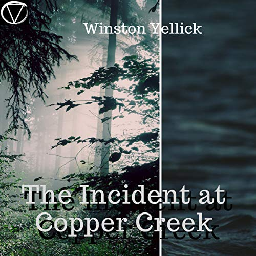 The Incident at Copper Creek audiobook cover art