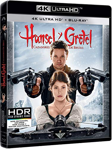 Hansel Y Gretel (4K UHD + BD) [Blu-ray]