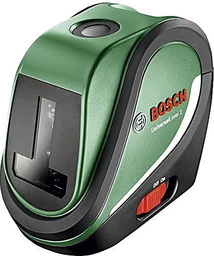 Bosch 603663801 Kreuzlinienlaser UniversalLevel 2 SET
