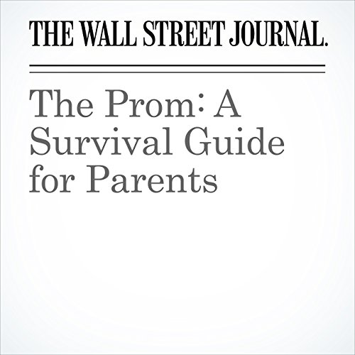 The Prom: A Survival Guide for Parents copertina