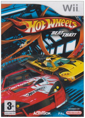 Value - Hot Wheels: Beat That! (Wii) [Importación Inglesa]