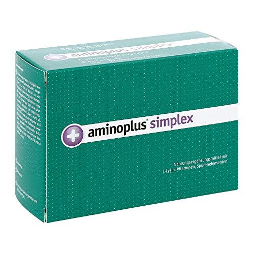 aminoplus simplex Tagesportionsbeutel, 7 pcs. Sachets