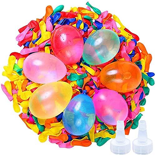 DERU Bomby wodne, balony wodne, w zestawie 1000 balonów na plażę