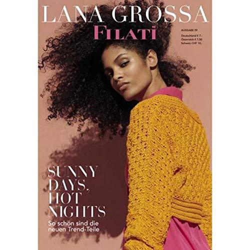 Lana Grossa Filati Magazin 59