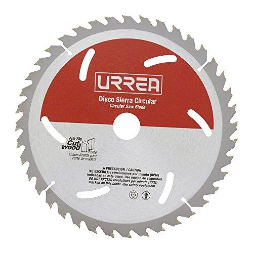 disco sierra circular para aluminio fabricante Urrea Herramientas