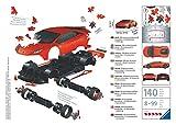 Zoom IMG-1 ravensburger 11238 puzzle 3d lamborghini