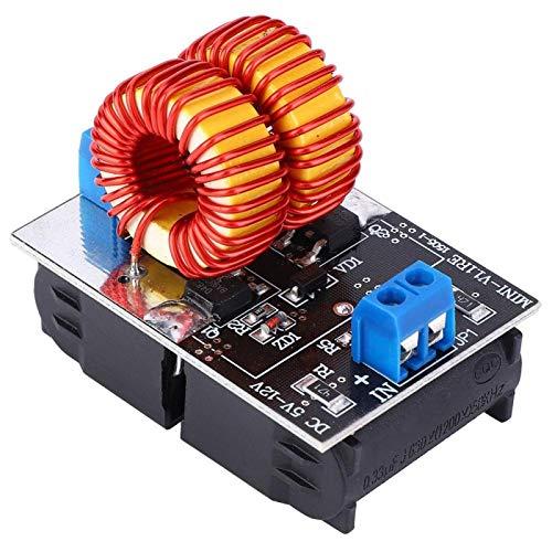 Jeanoko Calentador inductivo sin Grifo Módulo de Calentamiento inductivo Tablero de Calentamiento de Retorno ZVS de Alta Potencia para Equipos industriales