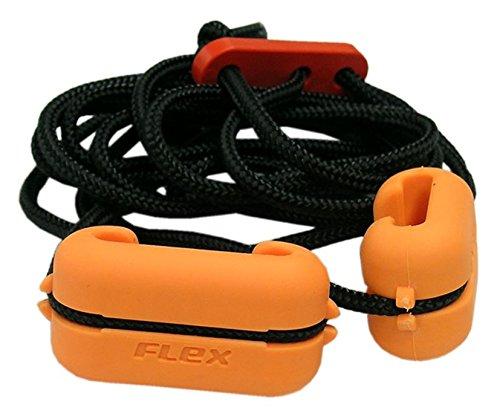 Spannhilfe, Spannschnur Flex TRINGER f. Bogensport (orange)