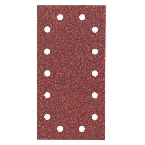 Bosch Professional Pro Schleifblatt für Schwingschleifer Holz und Farbe Expert for Wood and Paint (10 Stück, Körnung 60, C430)
