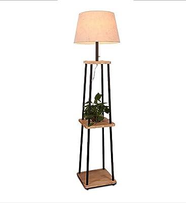 Floor lamp Lámpara de pie Sala de Estar Dormitorio Lámpara ...