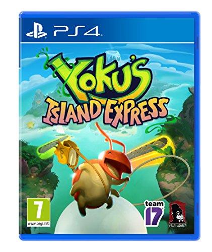 Yoku's Island Express PS4 [