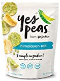 Popchips Yes Peas Himalayan Salt 3 oz Bags (Pack of 6)