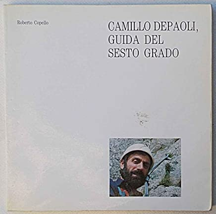Camillo Depaoli, guida del sesto grado.