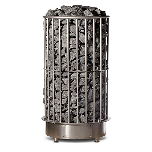 FinTec Björn Professional - Estufa eléctrica para sauna (18 kW)
