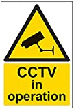 """Vsafety 63002 au-r""""CCTV en operación"""