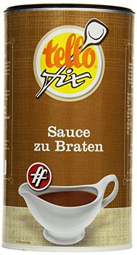 Tellofix Sauce zu Braten, 1er Pack (1 x 800 g)