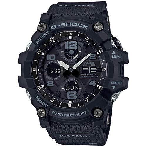 Casio G-Shock Master of G Mudmaster Black Watch