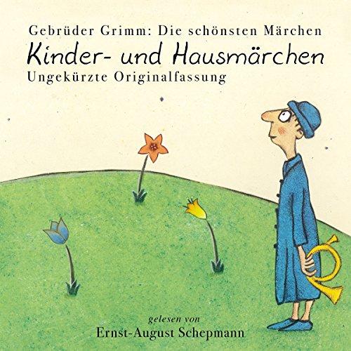Kinder- und Hausmärchen (Gesamtausgabe) audiobook cover art