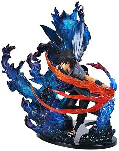 ZXLLY Uchiha (Susanoo) Kizuna Relation Naruto Action Figure - Sasuke Statue Model - High 21CM