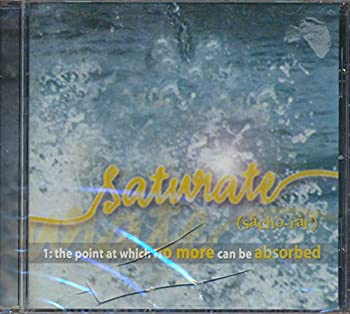 Saturate  Song of Songs  Fill Me  Fill This Temple  Saturate- an Instrumental  2005 MUSIC CD